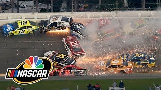 Download NASCAR Cup Series: Daytona 500 2019 | EXTENDED HIGHLIGHTS | Motorsports on NBC Video