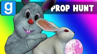 Download Gmod Prop Hunt Funny Moments - Easter Egg Hunting 2018! (Garry's Mod) Video