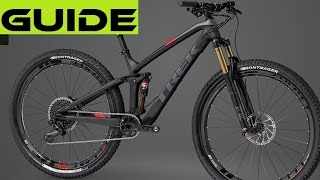 Download Trek Fuel EX vs Remedy. NO EASY Answer... Buyer's Guide To Full Suspension Bikes. 2017 Video