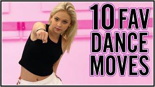 Download Jordyn Jones' Top 10 Favorite Dance Moves Video