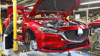 Download Mazda6 (2019) PRODUCTION Video