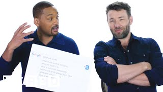 Download Will Smith & Joel Edgerton Answer the Web's Most Searched Questions | WIRED Video