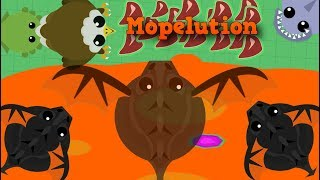 Download NEW MOPE.IO UPDATE! MOPE.IO NEW BLACK DRAGON ABILITY / EAGLE TROLLING / (Mopelution Update) Video