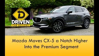 Download 2017 Mazda CX-5 Grand Touring Car Review Video