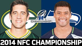 Download Packers vs. Seahawks NFC Championship Game highlights Video