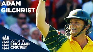 Download Adam Gilchrist Dismantles England at The Oval | England v Australia ODI 2005 - Highlights Video