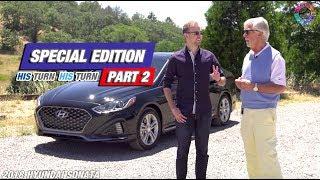 Download 2018 Hyundai Sonata: His Turn - Her Turn™ Car Review Video