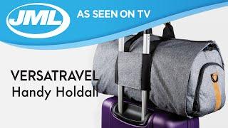 Download Versatravel Handy Holdall from JML Video