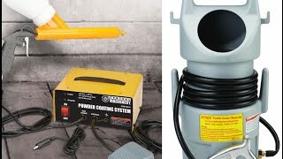 Download Harbor Freight Powder Coating System and Portable Spot Sandblaster Video