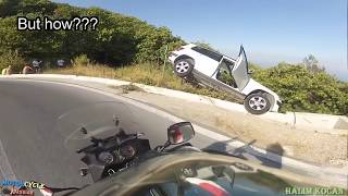 Download MOTORCYCLE CRASHES & FAILS || ANGRY PEOPLE vs. BIKERS / ROAD RAGE / BAD DRIVER Video