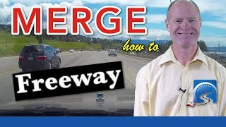 Download How to Correctly Merge Onto Highway, Interstate, Motorway Video