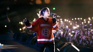 Download 1-800-273-8255 (w/beautiful wife Jess Andrea) - Logic Live @ Bill Graham San Francisco, CA 7-16-17 Video