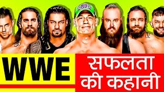 Download WWE Success Story In Hindi | Vince Mcmahon | History | Raw | Wrestlemania | Pro Wrestling Video