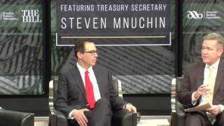 Download The Hill's Newsmaker Series // Interview With Treasury Secretary Steven Mnuchin Video