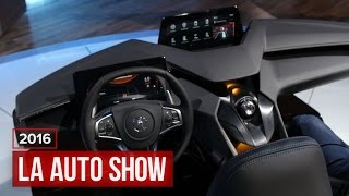 Download Going hands-on with Acura's Precision Cockpit Concept Video