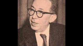 Download Leo Strauss lectures on Plato's Meno 1 - [1966] Video
