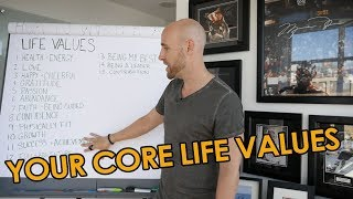 Download How To Determine Your Core Life Values Video