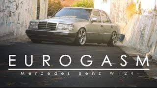 Download EUROGASM   Mercedes Benz W124 Video