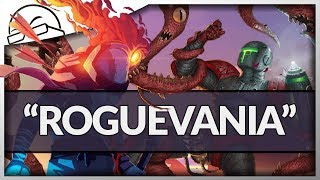 Download The ″Roguevania″ - Dead Cells vs A Robot Named Fight! - (Roguelite Metroidvanias) Video