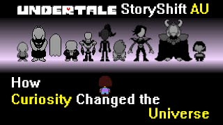 Download Storyshift AU - How Curiosity Changed the Universe(Undertale) Video