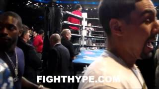 Download DANNY GARCIA IMMEDIATE REACTION TO CARL FRAMPTON'S WIN OVER LEO SANTA CRUZ: ″I HAD IT A DRAW″ Video