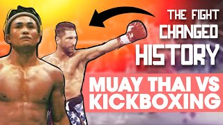 Download Muay Thai vs. Kickboxing: ″The Legendary Fight That Changed History″ Video