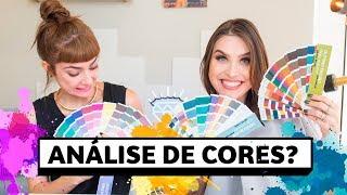 Download Como descobrir sua paleta de cores: o poder da análise de cores! | Lu Ferreira | Chata de Galocha Video