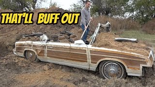 Download Will My LeBaron Start After Being Buried Alive for One Year??? Video