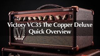 Download Victory VC35 The Copper Deluxe – Overview Video Video