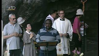 Download Chapelet à Lourdes du 18 juin 2019 Video