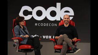 Download Uber CEO Dara Khosrowshahi   Full interview   Code 2018 Video