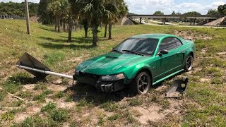 Download Crashed the Project Mustang: Turdzilla Video