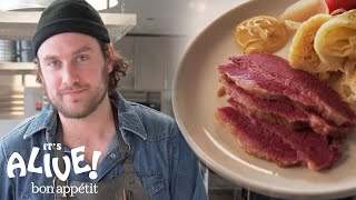 Download Brad Makes Perfect Corned Beef | It's Alive | Bon Appetit Video