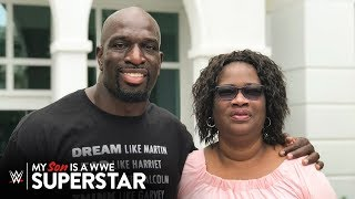 Download Titus O'Neil's mom on having her son when she was 11 years old: My Son is a WWE Superstar Video