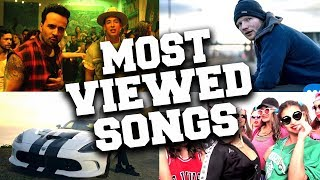 Download Top 100 Most Viewed Songs of All Time (Updated in May 2019) Video
