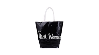 Download That Woman! by Marlo Thomas Graphic Tote Video
