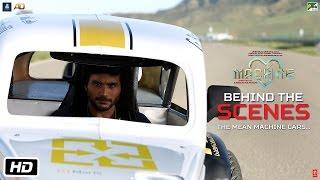 Download Machine Diaries | Behind The Scenes | The Mean Machine Cars | Mustafa | Kiara Advani Video