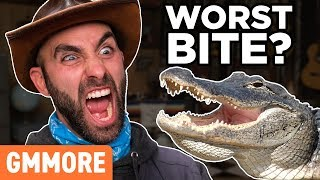 Download Top 5 Worst Things To Get Bitten By ft. Coyote Peterson Video