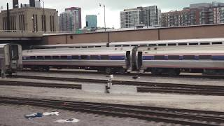Download 4K 2014 Amtrak coast to coast by train - UNCUT -In all its Glory Video