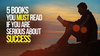 Download 5 Books You Must Read If You're Serious About Success Video