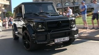Download 700HP 'Brabus B70' Mercedes G63 AMG in Monaco   EPIC SOUND! Video