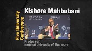 Download [5개 대학 컨퍼런스 2017] 싱가폴국립대 : 키쇼어 마부바니 교수 Video