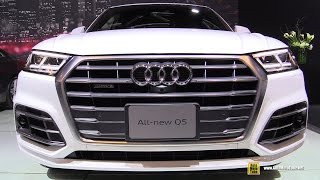 Download 2018 Audi Q5 - Exterior and Interior Walkaround - 2017 Montreal Auto Show Video