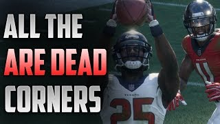 Download Madden 18 - How to Stop Corner Routes Video