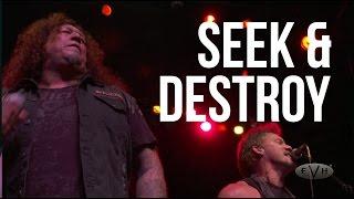 Download ″Seek & Destroy″ by Metallica, performed by Metal Allegiance Video