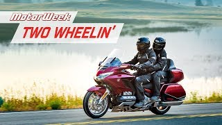 Download 2018 Honda Gold Wing | Two Wheelin' Video