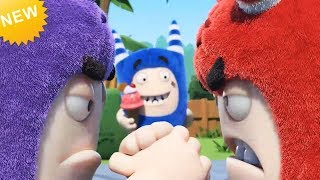 Download Oddbods Full Episodes - Oddbods Full Movie | Macho Jeff | The Oddbods Show Full Episodes Compilation Video