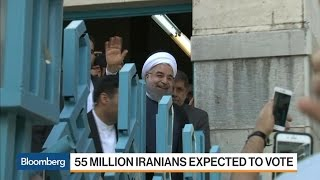 Download Iran Presidential Voting Extended as 55M Voters Expected Video