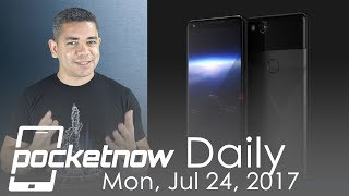 Download Google Pixel 2 Snapdragon 836, Apple's Siri + The Rock & more - Pocketnow Daily Video