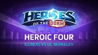 Download Illinois vs UC Berkeley – Heroes of the Dorm Heroic Four – Game 2 Video